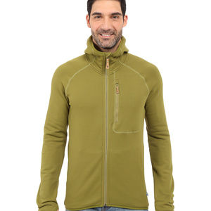 Fjallraven Abisko Trail Fleece Jacket ~ L ~ Hoodie